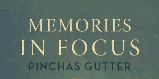 Testimony from Pinchas Gutter, Holocaust Survivor