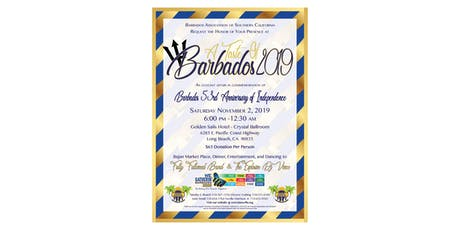 A Taste of Barbados 2019 tickets