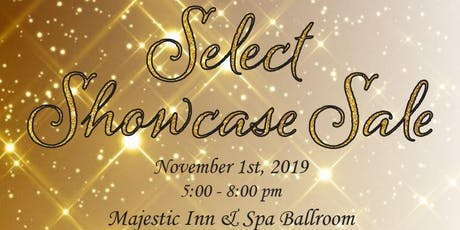 Select Showcase Sale tickets