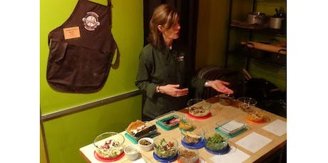 Cooking for the Week: Chef Olive and Nutrition Consultant Lisa (Oakland) (2020-01-12 starts at 4:00 PM) tickets