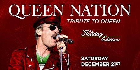 Queen Nation - Tribute to Queen tickets