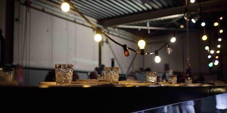 Atelier Studio Daniel Costa - Lunch inclusief bijpassende dranken tickets