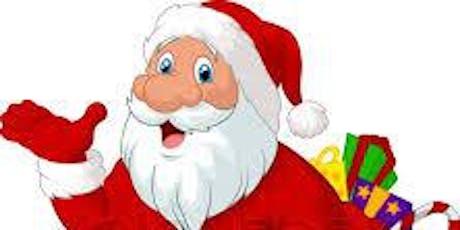 Autism Ontario Durham - Pancakes with Santa tickets