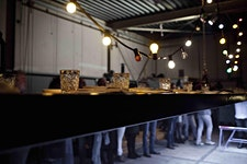 Atelier Bart Joachim van Uden - Diner inclusief...