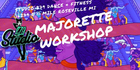 Majorette Workshop tickets