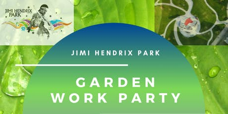 Fall Garden Work Party at Jimi Hendrix Park tickets