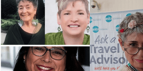 Women Over 60 Travel Conference and Brunch tickets