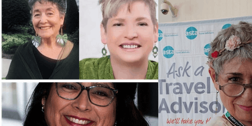 Women Over 60 Travel Conference and Brunch