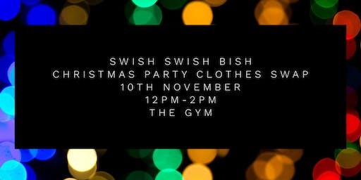 Swish Swish Bish Clothes Swap