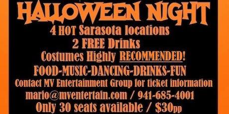 Halloween Costume Party Bar Crawl tickets