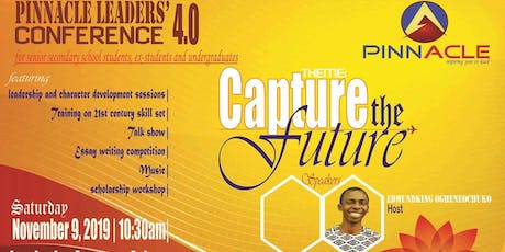 Pinnacle Leaders Conference tickets
