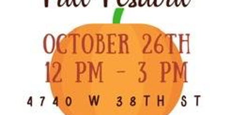 Patient Appreciation:Fall Festival tickets