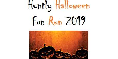 Huntly Halloween Fun Run tickets