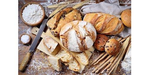 Rustic Italian Breads:  Chef Michael Kalanty (Oakland)  (2020-01-18 starts at 12:00 PM)
