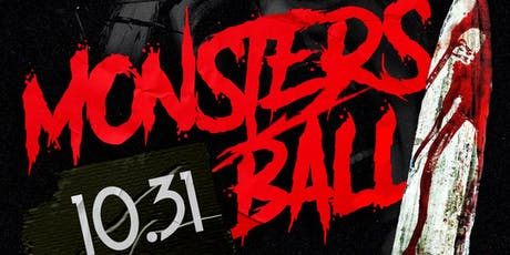 THE ANNUAL MONSTERS BALL HALLOWEEN COSTUME @ THE GRYPHON tickets