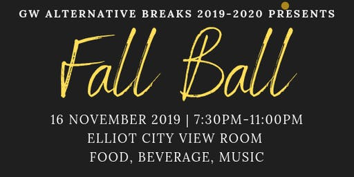 Alternative Breaks Fall Ball 2019