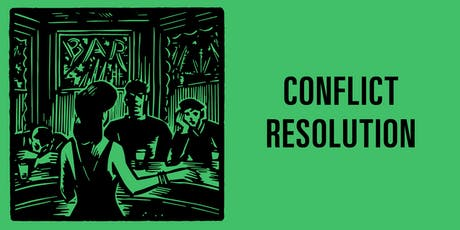 SUNDAY SCHOOL: Conflict Resolution tickets