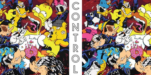 """CONTROL"" a Solo Exhibition by Matt Gondek"