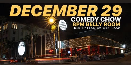 Comedy Chow and Friends tickets