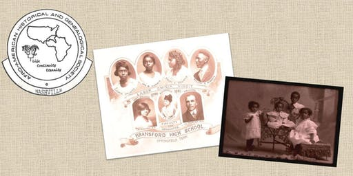 Show & Tell Your Family History!