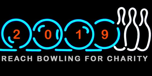 REACH Bowling for Charity 2019