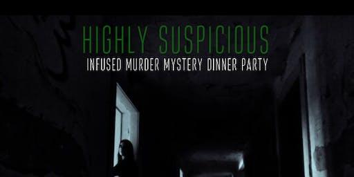 Murder mystery Halloween dinner party
