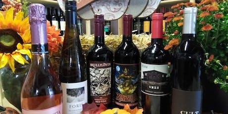 Happy Harvest Wine Tasting tickets