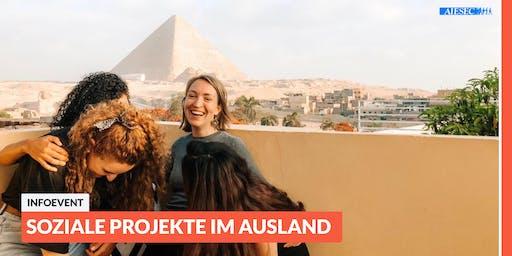 Ab ins Ausland: Infoevent zu sozialen Projekten im Ausland | Düsseldorf