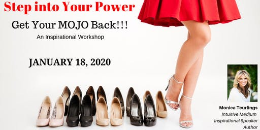 Step into Your Power - An Inspirational Workshop