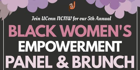 NCNW's 5th Annual Black Women's Empowerment Panel and Brunch tickets