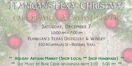 Flanigan's Texas Christmas tickets