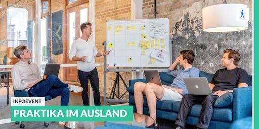 Ab ins Ausland: Infoevent zu Start-Up Praktika im Ausland | Jena