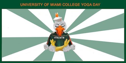 UM Yoga Day
