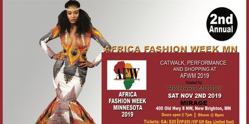 AFRICA FASHION WEEK MN