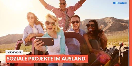 Ab ins Ausland: Infoevent zu sozialen Projekten im Ausland | Paderborn
