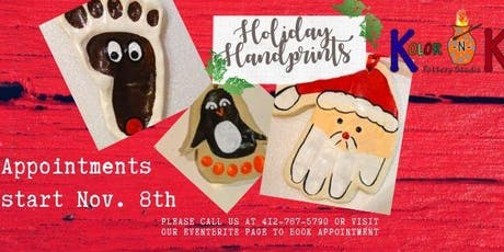 2019 Holiday Hand Prints tickets
