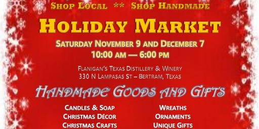 Flanigan's Holiday Artisan Market