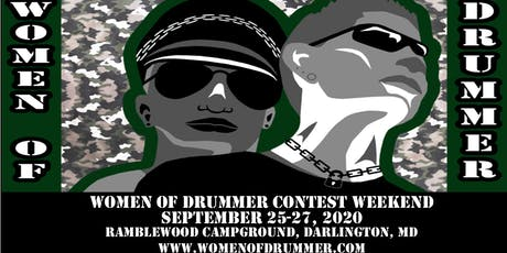2020 Women of Drummer Contest Weekend tickets