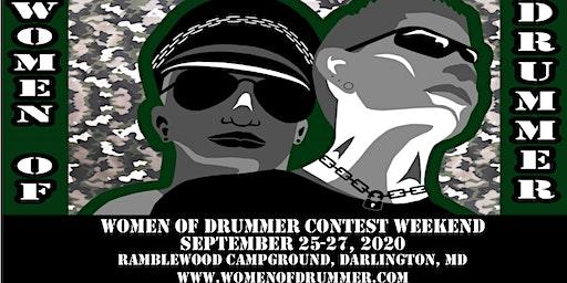 2020 Women of Drummer Contest Weekend