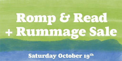Romp & Read + Rummage