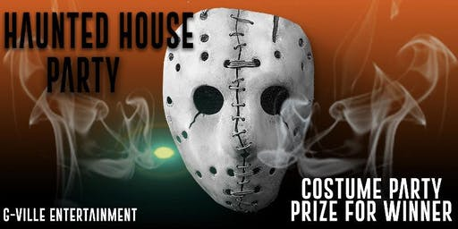Haunted Halloween Party DMV