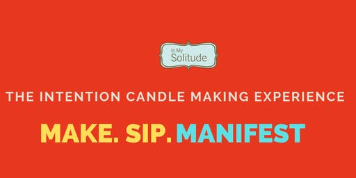 Pour. Sip. Shop - west elm Logan Circle - Candle Making