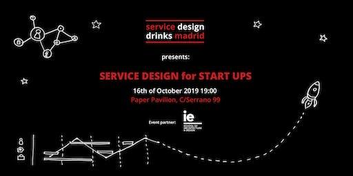 Service Design for Start Ups