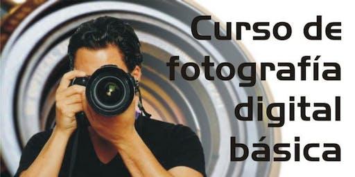 Presentación gratuita: CURSO DE FOTOGRAFÍA DIGITAL