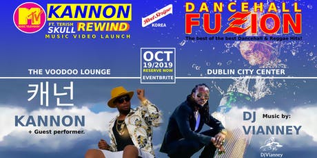 MTV Video Launch Party x Dancehall Fuzion tickets