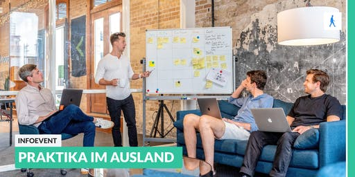 Ab ins Ausland: Infoevent zu Praktika im Ausland | Berlin TU