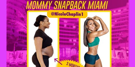 Mommy SnapBack Full Body Workout tickets