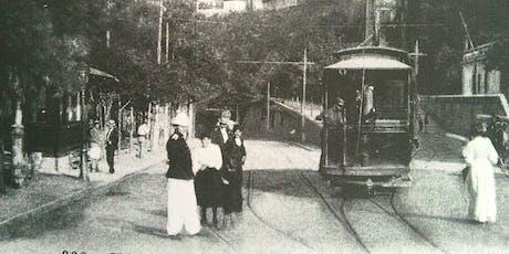 Conférence : l'arrivée du rail à Monaco. billets