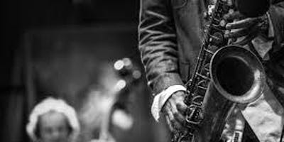 Marietta Jazz and Jokes Sax Attack featuring Antonio Bennett