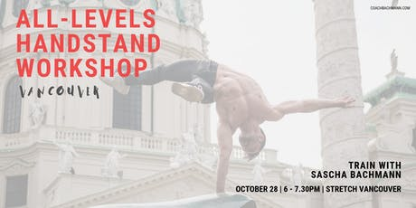 All-Levels Handstand Workshop tickets